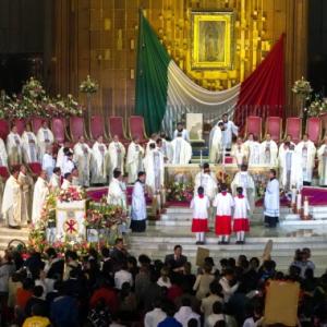 Correcto manifestarse si se atenta contra el plan de Dios: Arquidiócesis de México